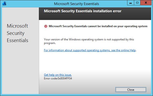 Phần mềm diệt virus miễn phí cho windows server